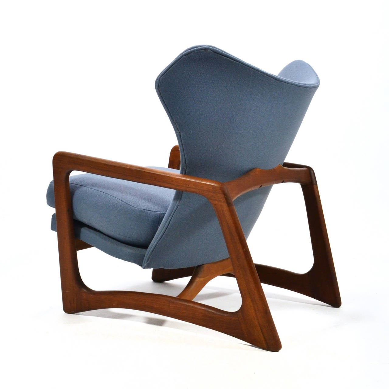 Adrian Pearsall Wingback Lounge Chair by Craft Associates 8