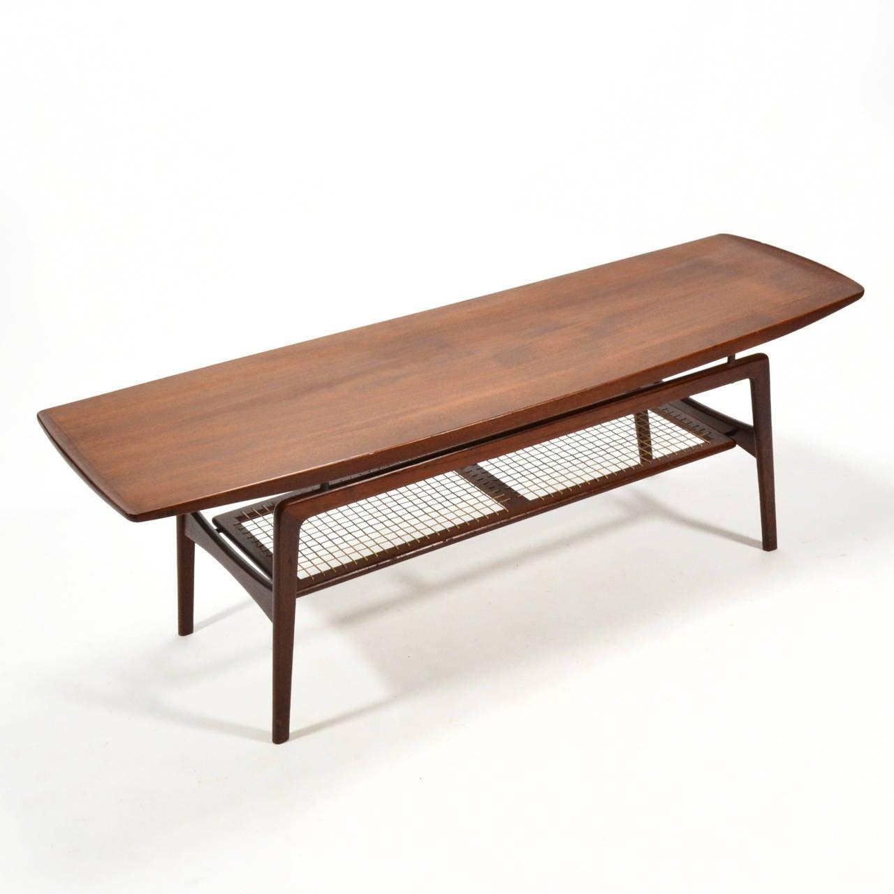 Arne Hovmand-Olsen Coffee Table For Sale 2