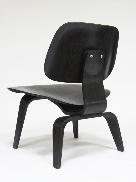 1952 Eames LCW Lounge Chair by Herman Miller 3