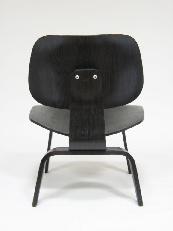1952 Eames LCW Lounge Chair by Herman Miller 6