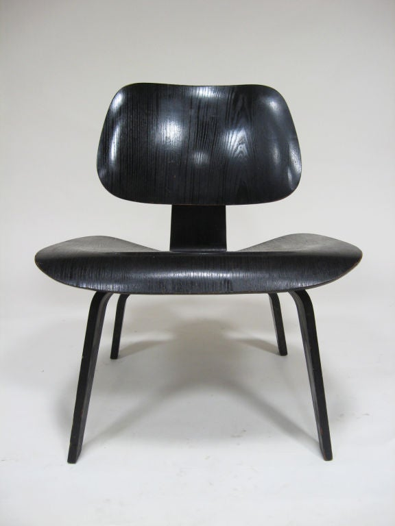 1952 Eames LCW Lounge Chair by Herman Miller 7