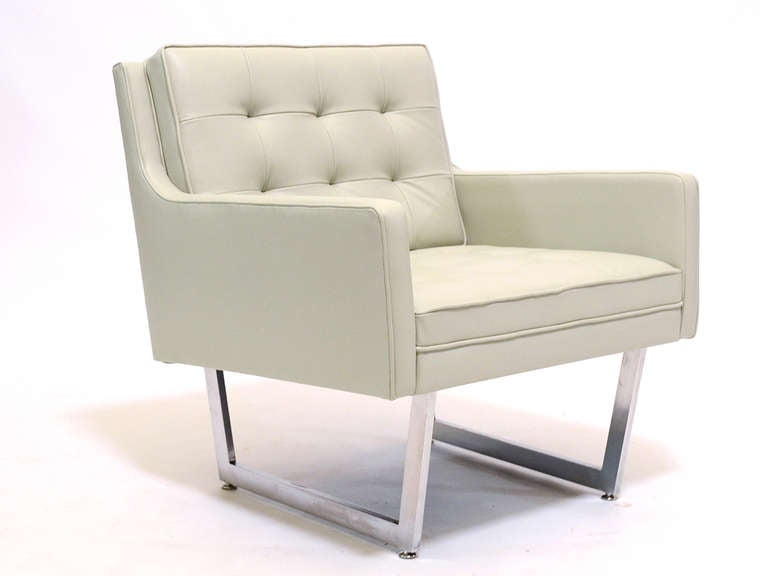 This Lounge Chair By Patrician Is Incredibly Well Built And Has A Terrific  Design. It