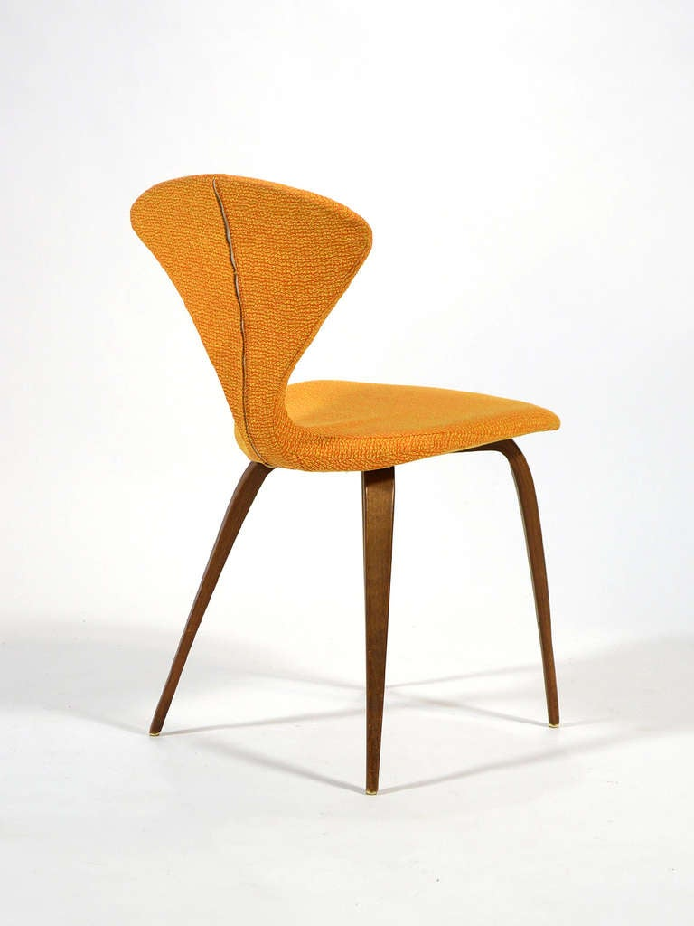 Upholstered Cherner Side Chair by Plycraft at 1stdibs : 17ChernerSideChairl from www.1stdibs.com size 768 x 1024 jpeg 41kB