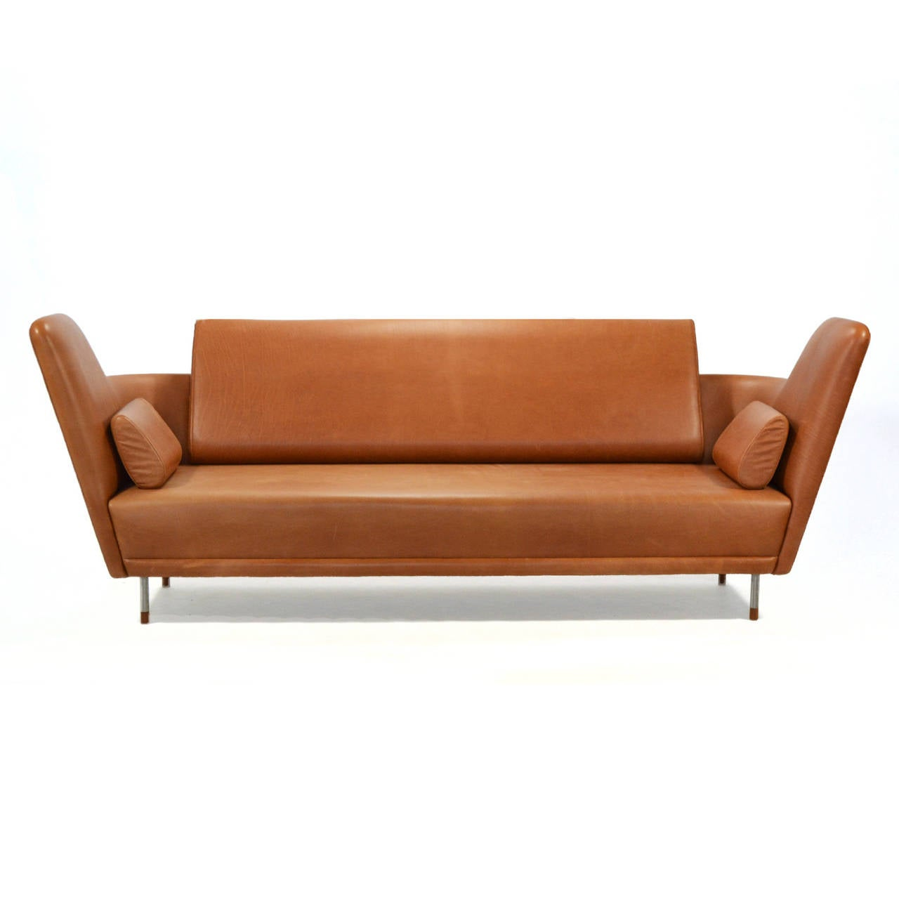 finn juhl model 57 tivoli sofa at 1stdibs. Black Bedroom Furniture Sets. Home Design Ideas