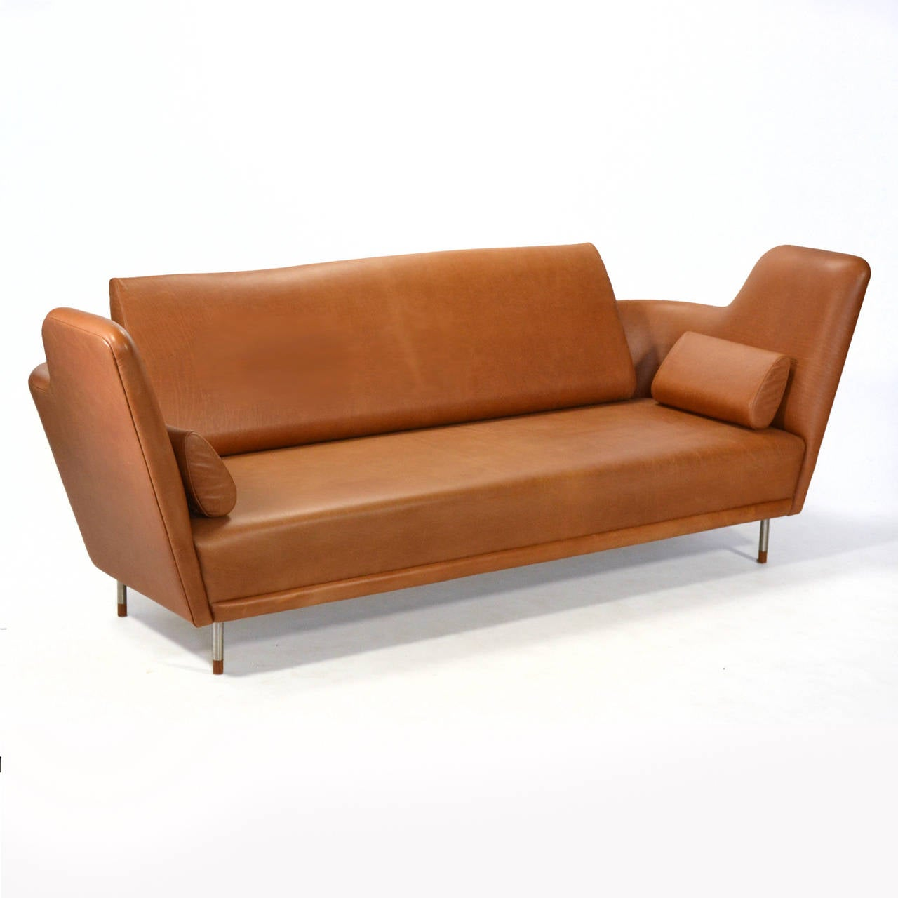 finn juhl model 57 tivoli sofa at 1stdibs. Black Bedroom Furniture Sets. Home Design Ideas