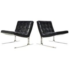 Nicos Zographos Pair of Lounge Chairs