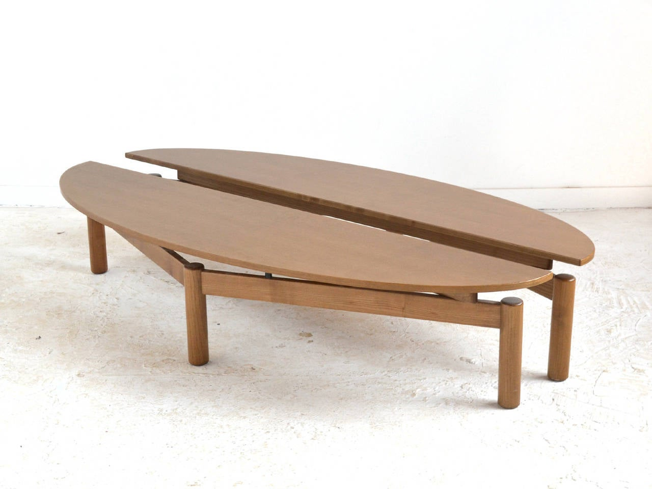 Vico Magistretti Sinbad Coffee Table By Cassina For Sale At 1stdibs