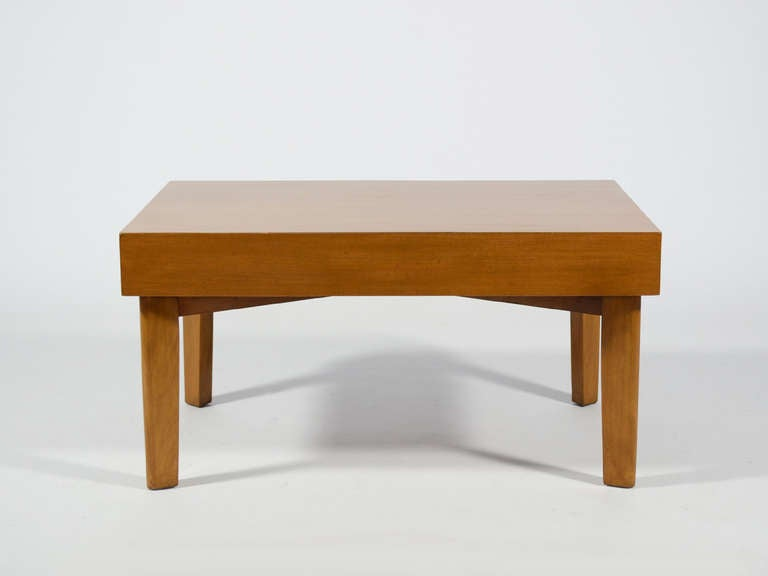 George Nelson Model 4652 Extension Coffee Table By Herman Miller 2