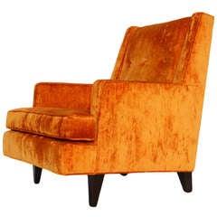 Edward Wormley Easy Chair by Dunbar