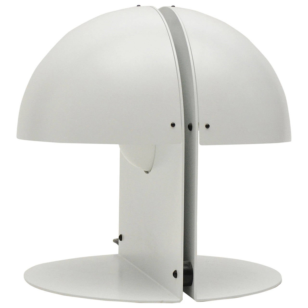 Italian Table Lamp in the Manner of Castiglioni