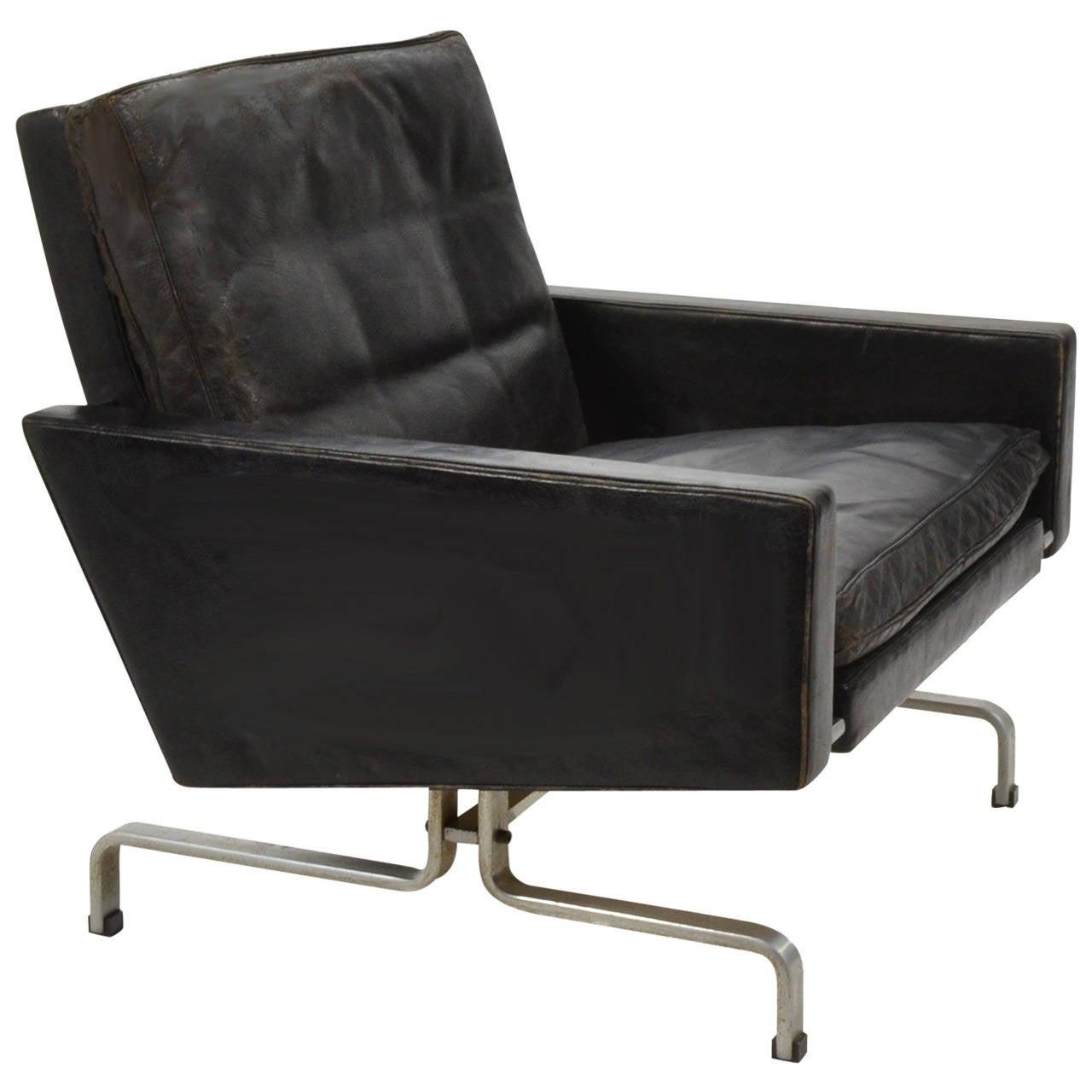 Poul Kjaerholm Pk 31 1 Lounge Chair By E Kold Christensen
