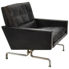 Poul Kjaerholm PK-31/1 Lounge Chair by E. Kold Christensen