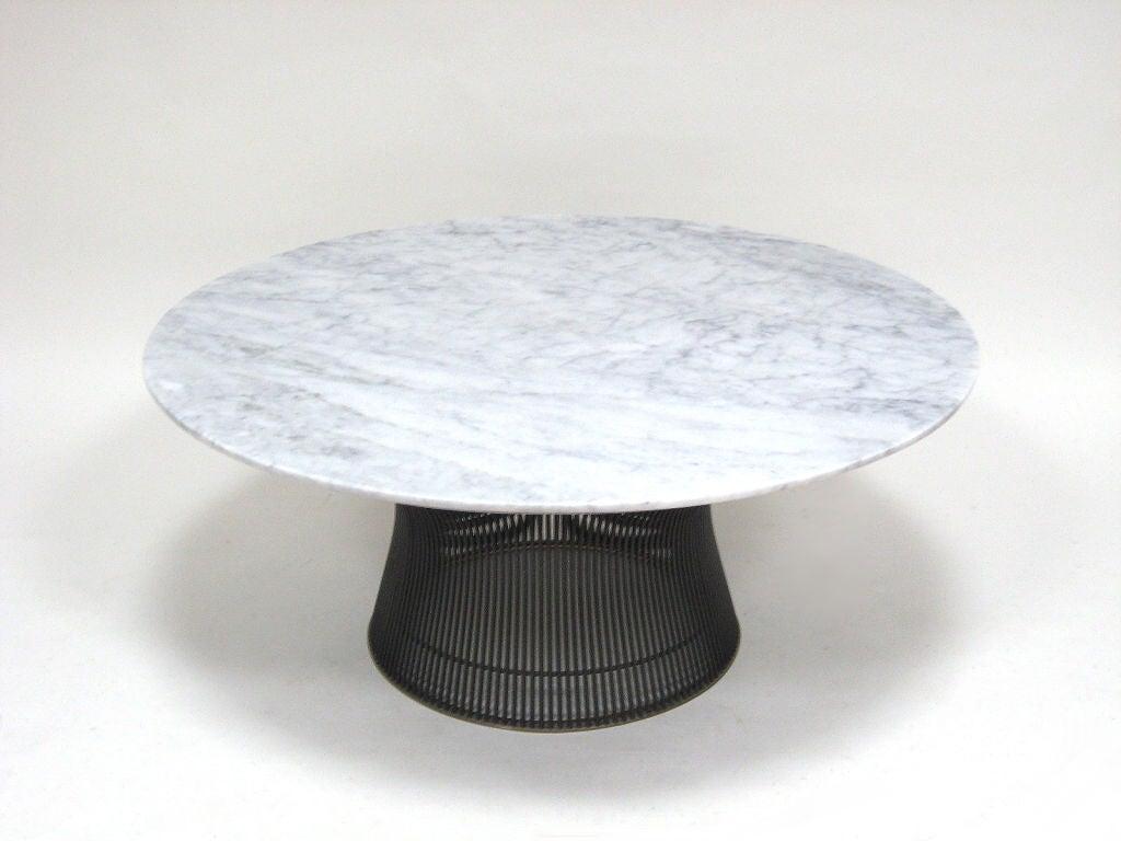 Platner Coffee Table Interior Design