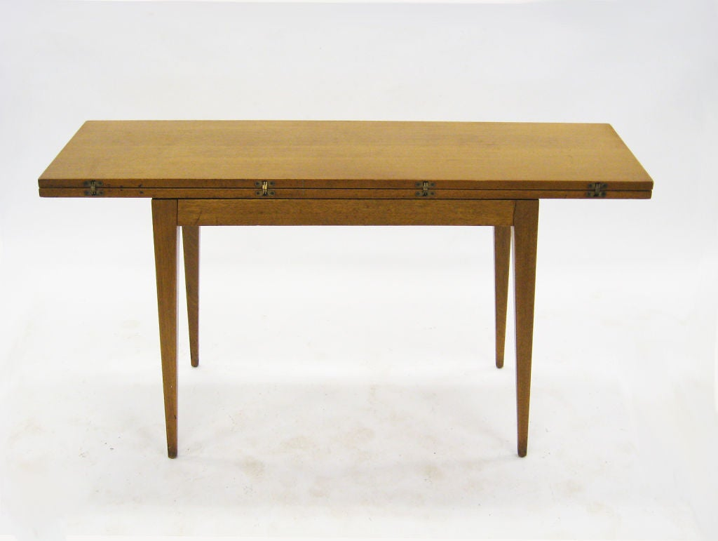 Flip Top Console Dining Table Harvey Probber Flip Top  : 909113043018424 from chipoosh.com size 1024 x 771 jpeg 42kB