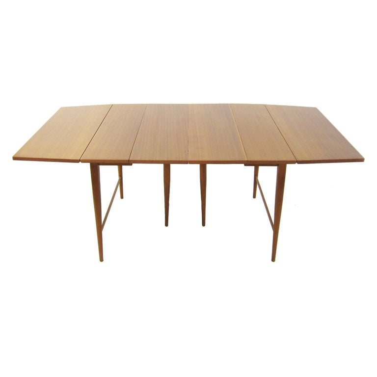 Paul McCobb Extension Dining Table by Calvin
