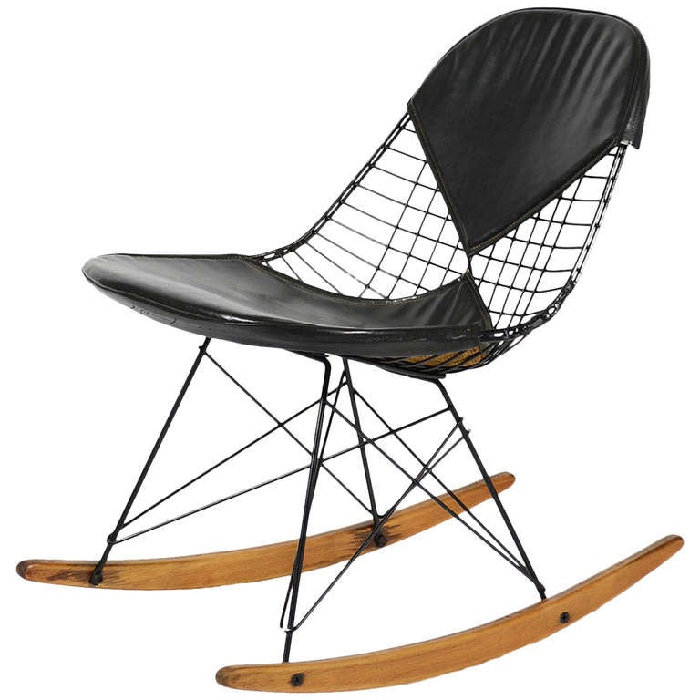 1st Generation Eames RKR Rocker by Herman Miller