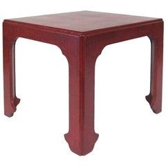 Baker Asian Modern Side Table