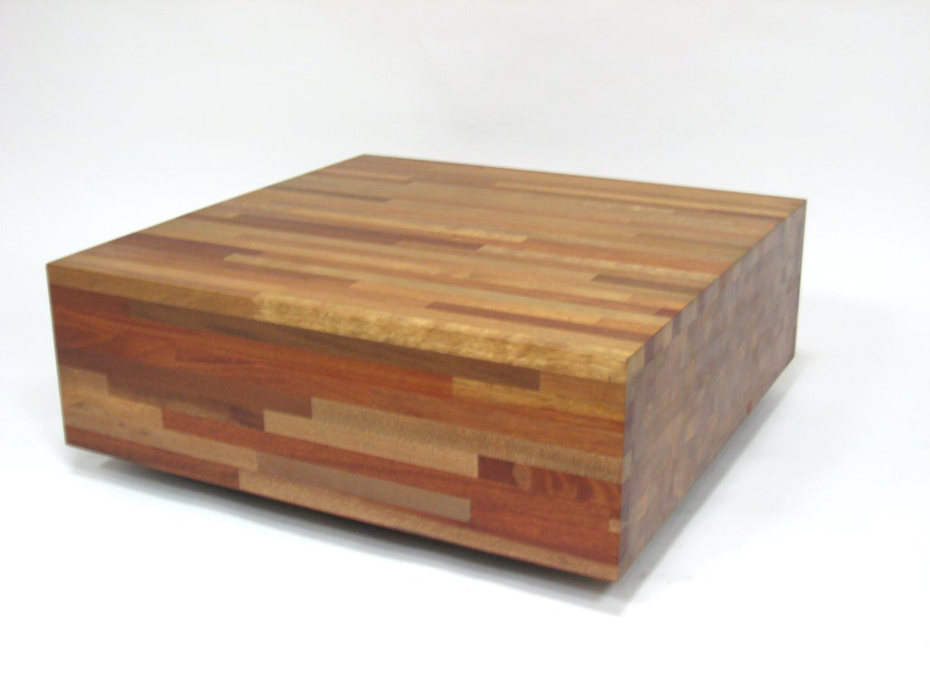"""Henk Vos """"Aulia"""" coffee table by Linteloo 10"""