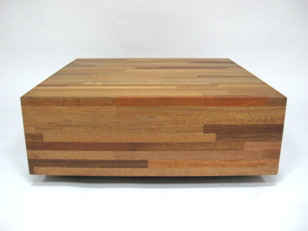 """Henk Vos """"Aulia"""" coffee table by Linteloo 4"""
