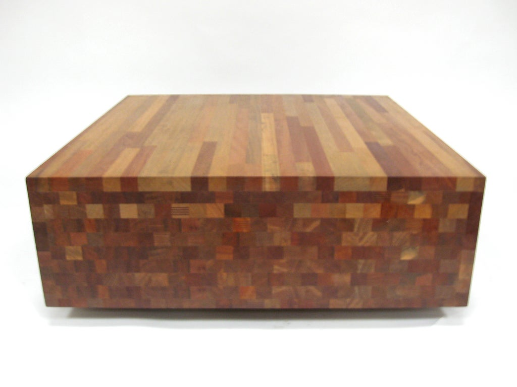 """Henk Vos """"Aulia"""" coffee table by Linteloo 5"""