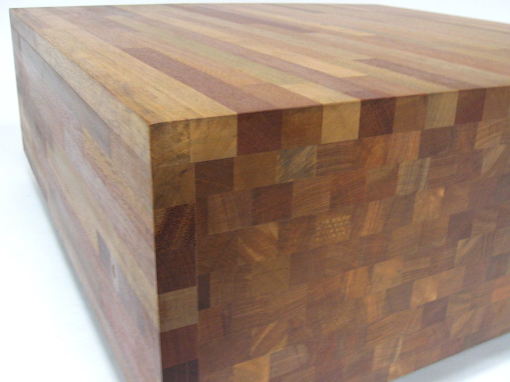 """Henk Vos """"Aulia"""" coffee table by Linteloo 6"""