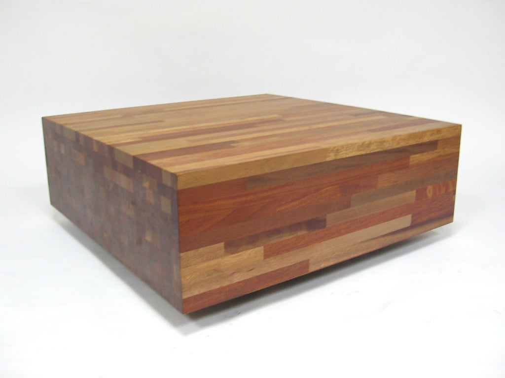 """Henk Vos """"Aulia"""" coffee table by Linteloo 7"""