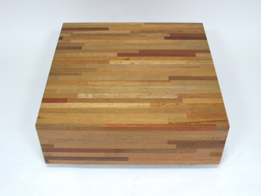 """Henk Vos """"Aulia"""" coffee table by Linteloo 8"""