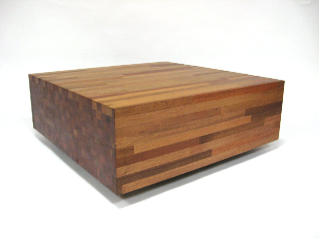 """Henk Vos """"Aulia"""" coffee table by Linteloo 9"""