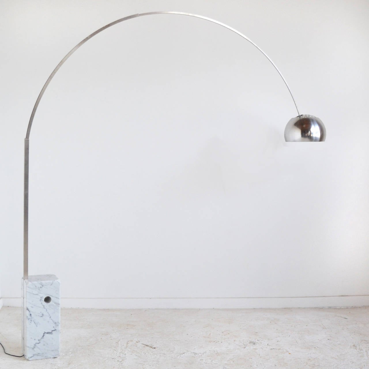 arco lighting. achille castiglioni arco lamp by flos 2 lighting
