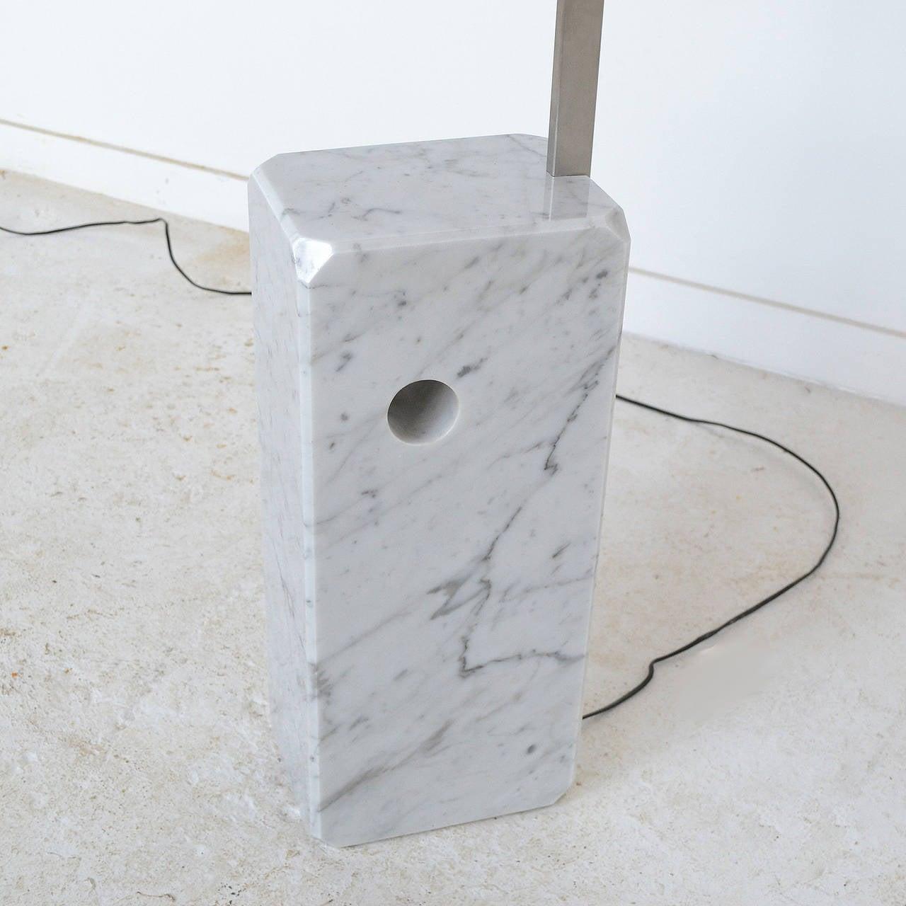 Mid-20th Century Achille Castiglioni Arco Lamp by Flos For Sale
