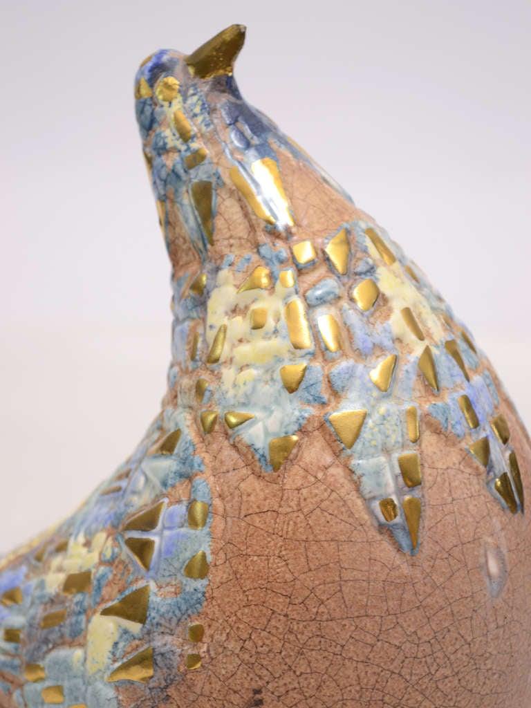 Abstract Bird Sculpture By Sascha Brastoff 5