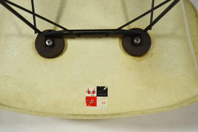 Eames Zenith Rope-Edge RAR Rocker by Herman Miller For Sale 2