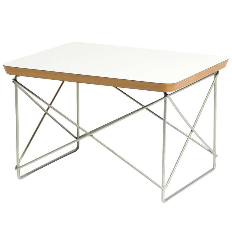 charles and ray eames ltr table by herman miller for sale. Black Bedroom Furniture Sets. Home Design Ideas