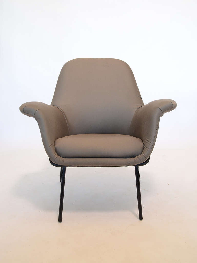 "Giancarlo De Carlo ""Lucania"" Lounge Chair by Arflex 7"
