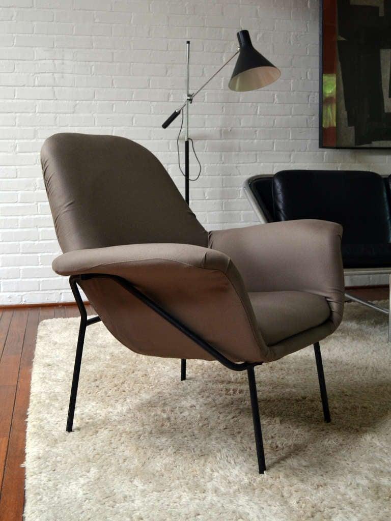 "Giancarlo De Carlo ""Lucania"" Lounge Chair by Arflex For Sale 2"