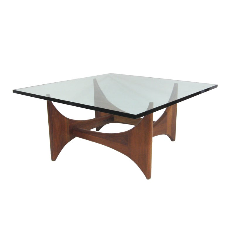 Adrian Pearsall Craft Associates Coffee Table