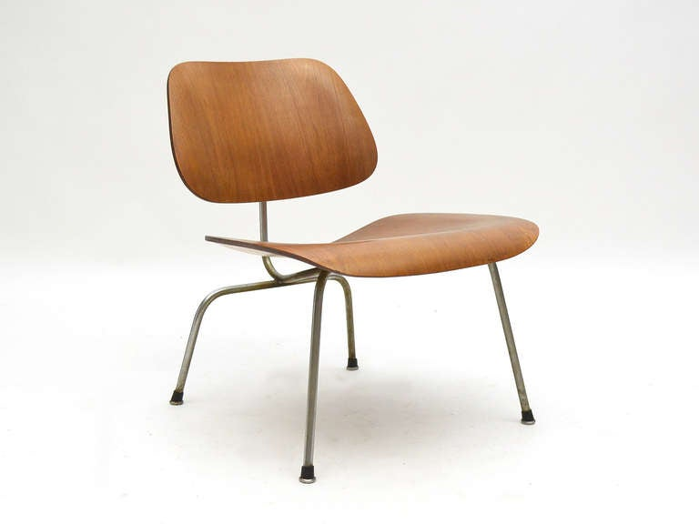 The LCM Is Our Favorite Of The Eames Plywood Chair Designs. The Metal Frame  Gives