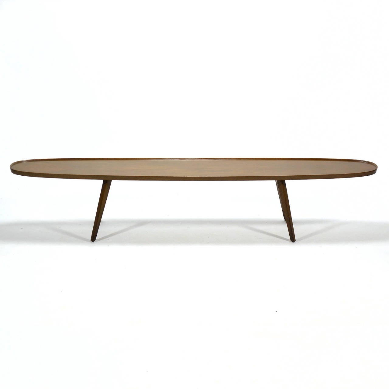edward wormley surfboard coffee tabledunbar for sale at 1stdibs