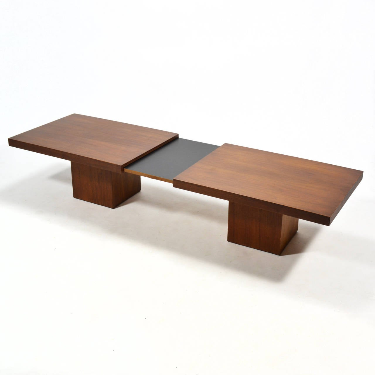 John Keal Expanding Coffee Table By Brown Saltman For Sale At 1stdibs