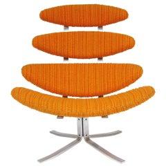 Poul Volther Corona chair by Erik Jorgenen