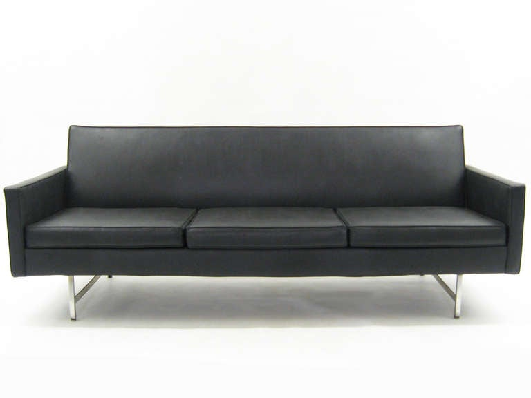Paul McCobb Sofa by Custom Craft for Directional 2
