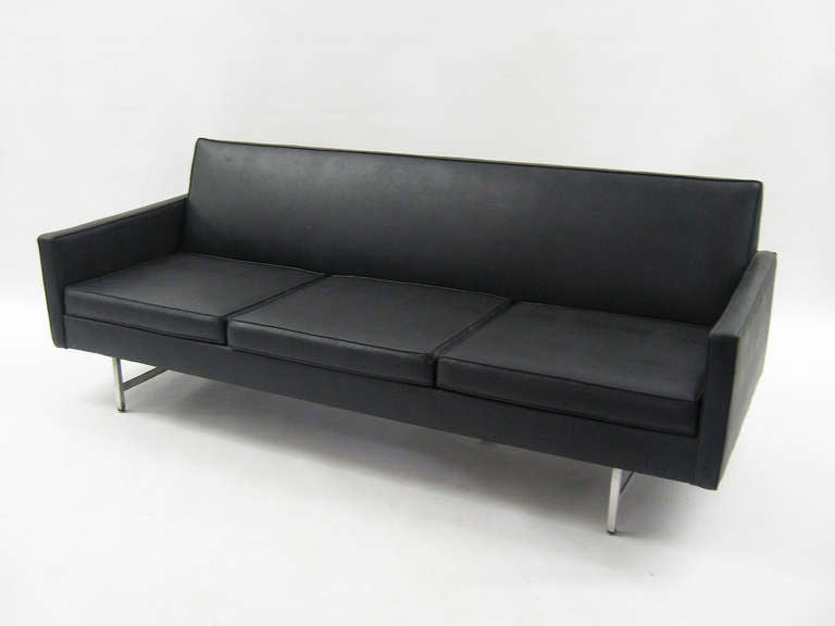 Paul McCobb Sofa by Custom Craft for Directional 3