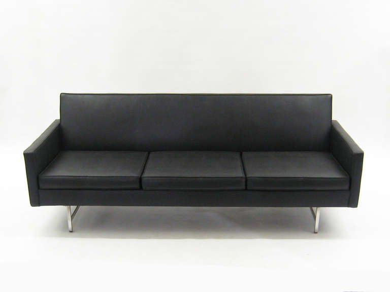Paul McCobb Sofa by Custom Craft for Directional 4