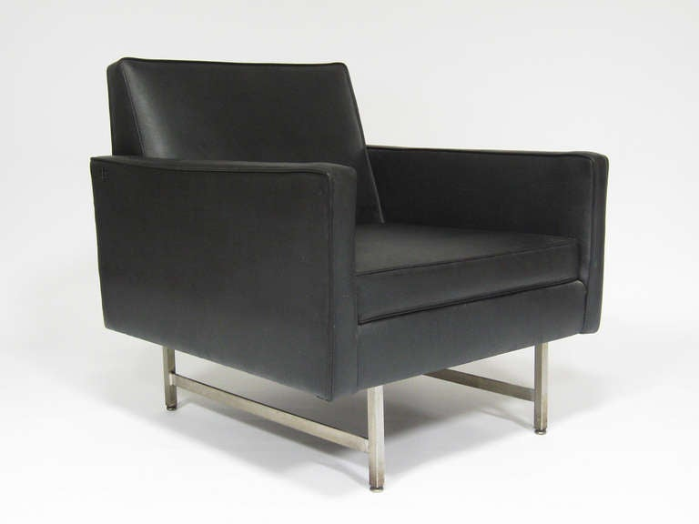 Paul Mccobb Lounge Chair By Custom Craft For Directional