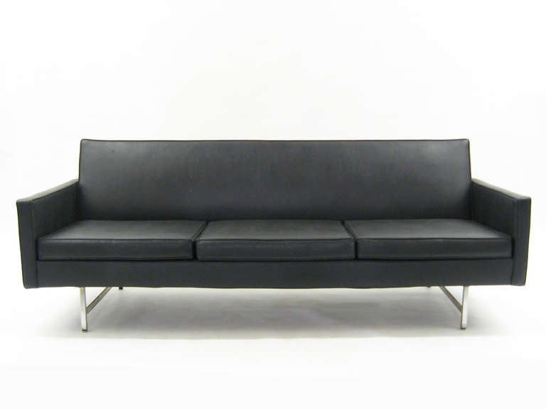 Paul McCobb Sofa by Custom Craft for Directional 8