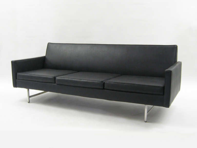 Paul McCobb Sofa by Custom Craft for Directional 9