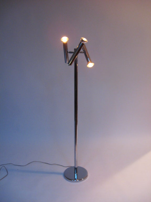 Minimalist Floor Lamp By Tsao Designs For Sale At 1stdibs