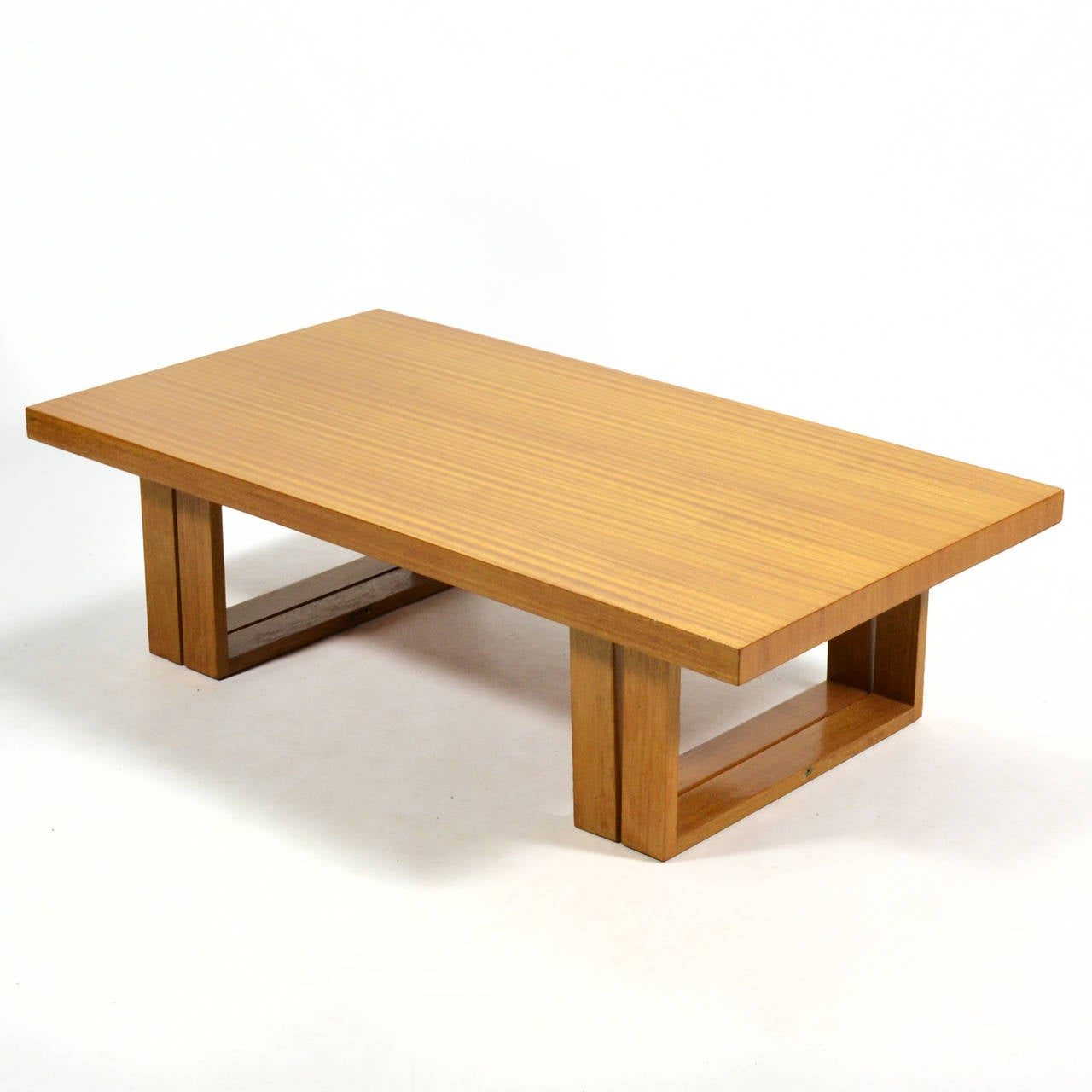 %name Designer Coffee Tables Rectangular Cocktail Camel Table By Van Keppel And Green At Stdibs