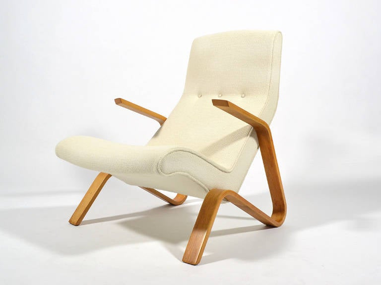 Eero Saarinen Grasshopper Chair by Knoll For Sale at 1stdibs
