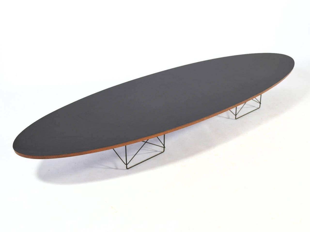 Eames Etr Surfboard Coffee Table By Herman Miller At 1stdibs